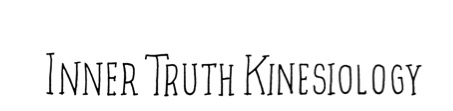 inner truth kinesiology heading